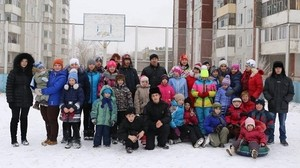 Новогодний марафон РУСАЛа объединяет волонтеров Хакасии