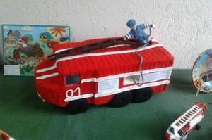 В Хакасии стартовал детский смотр-конкурс новогодних игрушек на противопожарную тематику