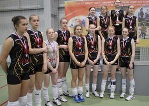 Завтра в Хакасии состоятся игры первенства России по волейболу