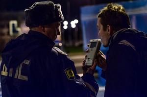 В Саяногорске пьяный водитель пытался скрыться от полицейских