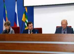 Депутаты Саяногорска утвердили бюджет на будущий год