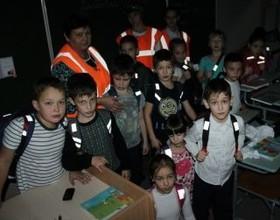 В Черемушках прошла акция «Засветись!»