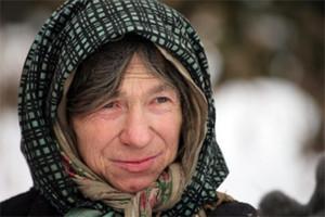 Таежную отшельницу Агафью Лыкову отправили в больницу