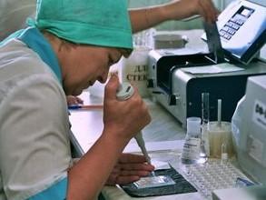 В Хакасии ребенок заболел свиным гриппом.