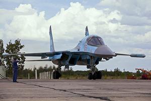 «Сухой» создаст модернизированный бомбардировщик Су-34М