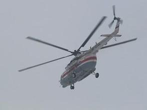 Найденных охотников в Хакасии эвакуируют вертолетом МЧС