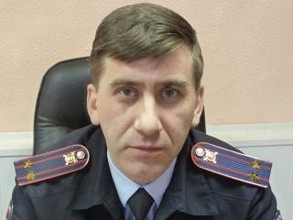 ГИБДД Саяногорска возглавил новый начальник