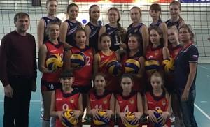 ЦСКА-Хакасия - обладатель кубка республики по волейболу