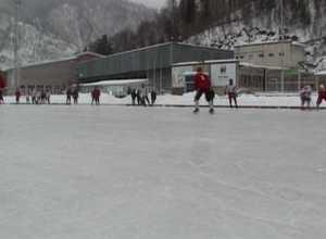 «Энергия» на пути к Чемпионству по хоккею с мячом