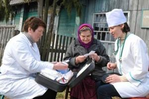 Медики Хакасии отказываются работать на селе
