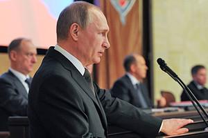 Путин предостерег недругов России «за бугром» от попыток повлиять на выборы