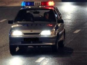 В Хакасии развернулась погоня за пьяным водителем