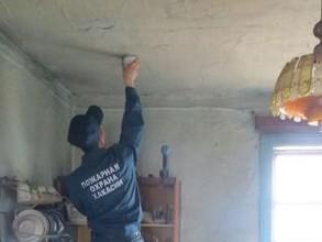 Число пожаров в Хакасии уже достигло 100