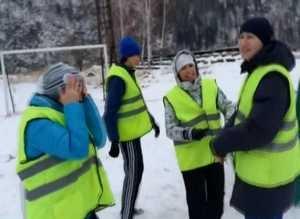 В Черемушках будут штурмовать снежный городок