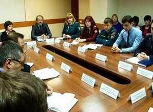 В администрации муниципалитета подвели итоги работы за первый месяц года