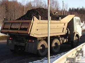 В Хакасии штрафуют за неправильную перевозку угля