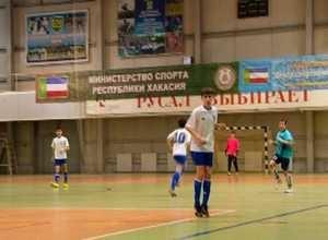 В Саяногорске стартовали игры первенства России по мини-футболу среди юношей