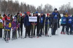 В Сорске прошел II этап чемпионата и первенства Хакасии по лыжным гонкам