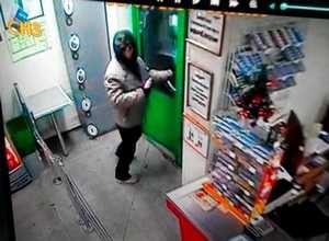 Саяногорские полицейские разыскивают разбойников