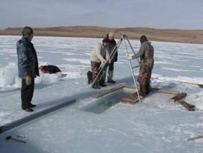 Озера Хакасии исследовали при помощи синхротронного излучения