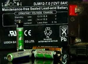 Саяногорские экологи призывают не выбрасывать батарейки