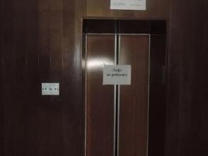 Здание мэрии Саяногорска не доступно для инвалидов