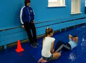 Школьники Саяногорска готовы к труду и обороне