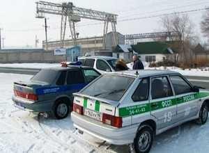 На дорогах Саяногорска ловят должников