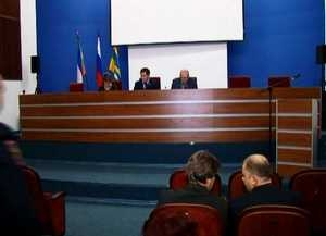 Главный полицейский Саяногорска отчитался перед народными избранниками
