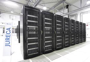 Введен в эксплуатацию первый российский суперкомпьютер за рубежом.