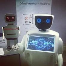 Россия продаст Китаю сто отечественных роботов