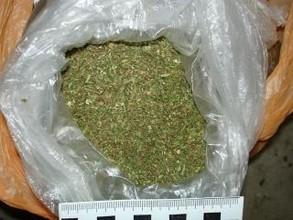 Жителя Хакасии задержали с марихуаной