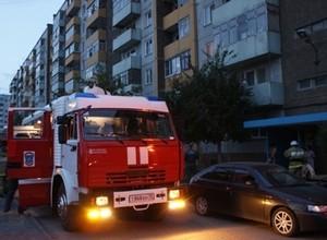 Хакасия горит: в Саяногорске из многоэтажки спасли 12 человек