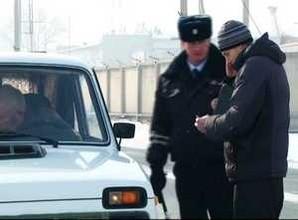На саяногорских дорогах задержано 7 нетрезвых водителей