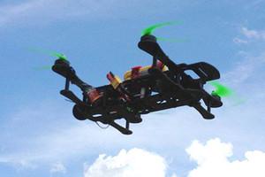 Россияне взяли бронзу на первом чемпионате мира по гонкам дронов