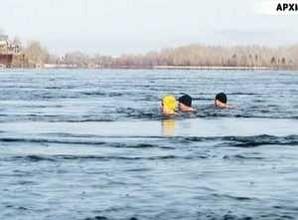 Саяногорцы в 10-ке сильнейших в мире пловцов в холодной воде