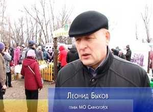 Хакасия встретила национальный Новый год