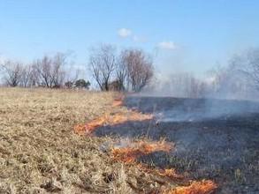 В Хакасии открыт сезон пала сухой травы