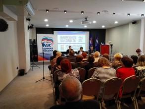 На дебатах «Единой России» в Абакане обсудили сбережение нации