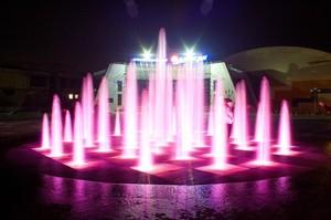 В День Весны и труда в Абакане заработают фонтаны