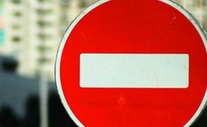 Первомайская площадь в Абакане закрыта для транспорта