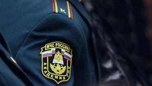 В помощь пожарным в Хакасию прибыли курсанты – спасатели