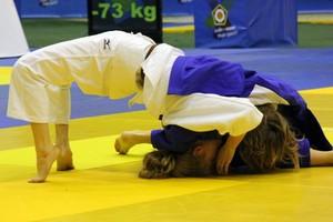 Хакасская дзюдоистка завоевала «бронзу» на Кубке Европы