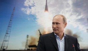 Владимир Путин прибыл на космодром Восточный
