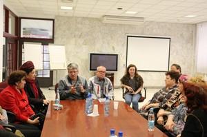 Общественные деятели Саяногорска познакомились с работой заводов РУСАЛа