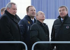 Песков: Путин задержится на космодроме до прояснения перспективы запуска