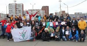 В Саяногорске стартовала всероссийская акция «Весенняя неделя добра»
