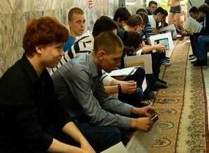 Призывники из Саяногорска мечтают о ВДВ