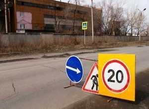 Главный коммунальщик Саяногорска рассказал о ремонте дорог