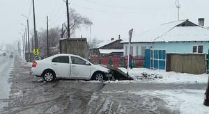 Смертельное ДТП произошло на трассе Абакан-Саяногорск